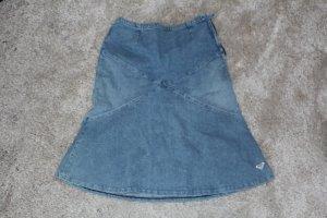 Quicksilver Jeans-Glockenrock Highwaist Gr. 2