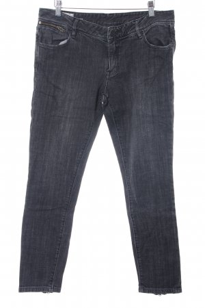 Quicksilver Skinny Jeans anthrazit-schwarz Casual-Look