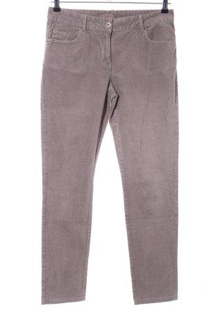 Quiero Pantalone di velluto a coste bronzo stile casual
