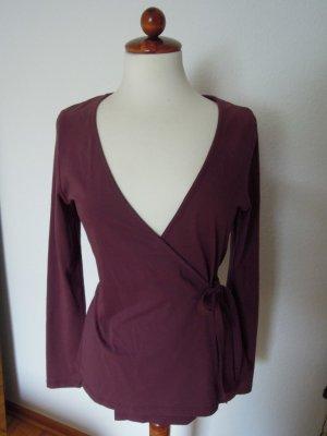 Quiero Veste cache-coeur violet