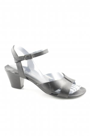 Qupid Schlüpfsneaker weiß-schwarz Farbtupfermuster Casual-Look
