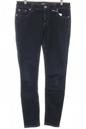 R.E.D. Valentino Skinny Jeans dunkelblau Casual-Look
