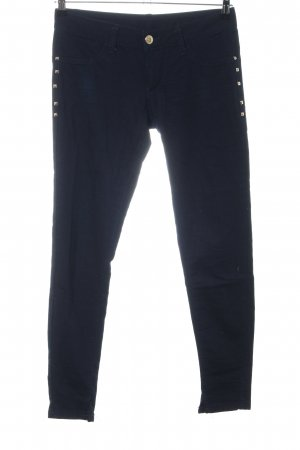 R Jeans Stretch Jeans schwarz Casual-Look