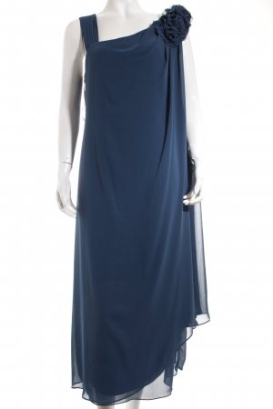 R&M Richards Evening Dress petrol elegant