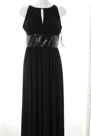R&M Richards Maxikleid schwarz Elegant