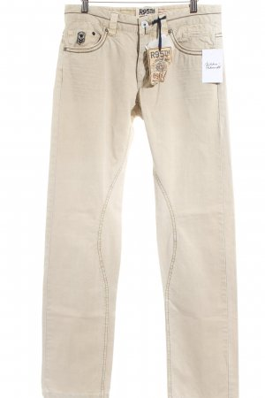 R95th Cargohose beige Country-Look