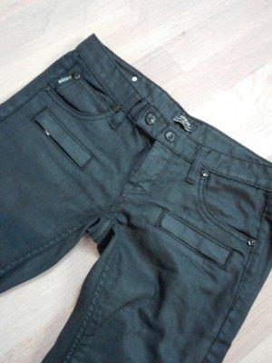 Ra Re Jeans Leder lookalike Gr. 29 Details