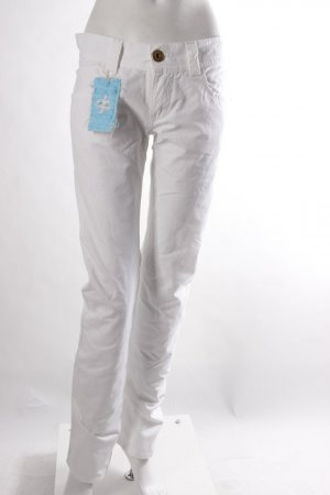 Ra Re Rag Slim Jeans Weiß