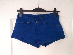 Rabattaktion!Kurze Jeans - Hose/Hotpants, blau, sexy,Gr.S/36