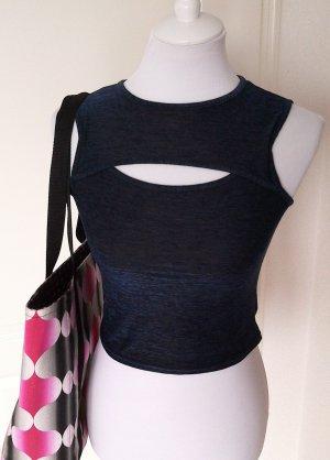 ♥Rabattaktion!sexy bauchfreies Shirt/Top von ORSAY,Gr 36/S