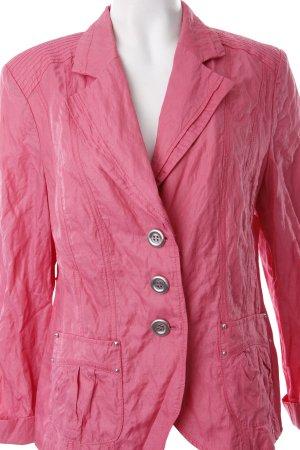 Rabe Blazer rosa Perlenverzierung