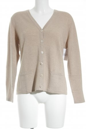 Rabe Cashmerepullover beige Casual-Look