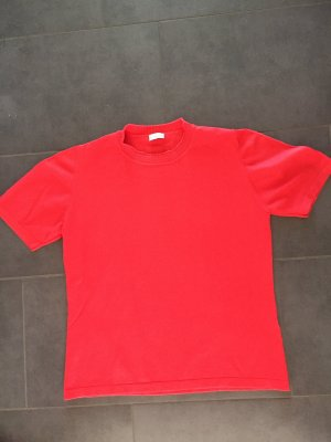 Rabe Short Sleeve Sweater red