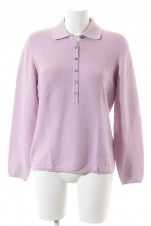Rabe Strickpullover flieder Casual-Look