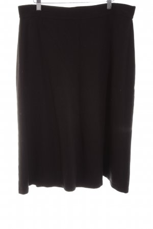 Rabe Knitted Skirt black business style