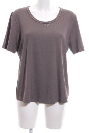 Rabe T-Shirt bronzefarben Casual-Look