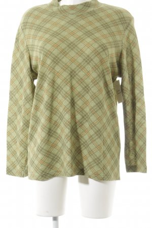 Rabe Maglione di lana motivo a righe stile stravagante
