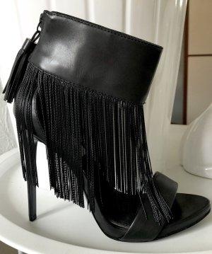 Rachel Zoe Hoge hakken sandalen zwart