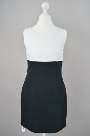 Radar Kleid Etuikleid  schwarz Größe 36