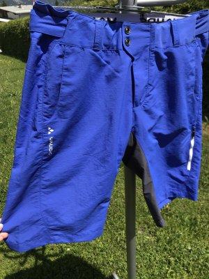 Vaude Sportbroek korenblauw-antraciet