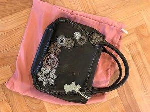 Radley London Tasche, bestickt, neuwertig mit Staubbeutel