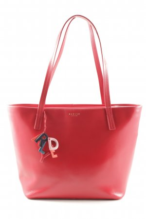 Radley Tote red-petrol casual look