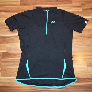 Sportshirt zwart
