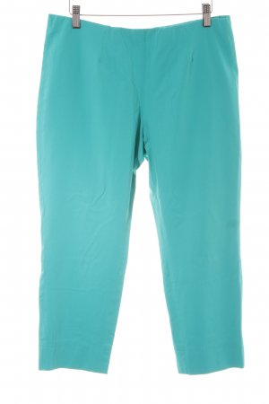 Raffaello Rossi 3/4 Length Trousers turquoise simple style