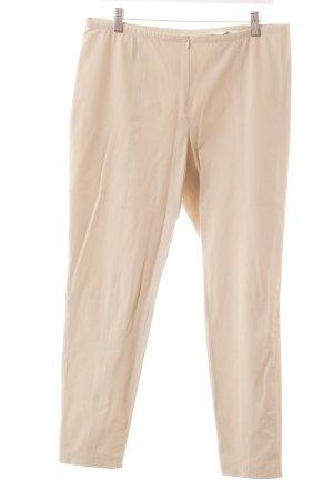 Raffaello Rossi 7/8-broek licht beige simpele stijl