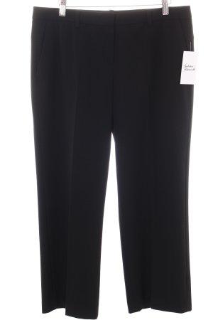 Raffaello Rossi Pantalone culotte nero elegante
