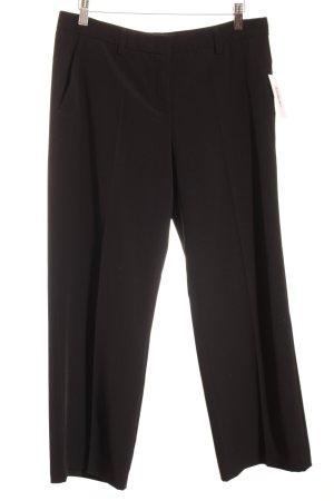 Raffaello Rossi Pantalone culotte nero stile classico