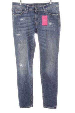 Raffaello Rossi Jeans slim fit blu stile casual
