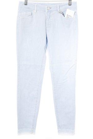 Raffaello Rossi Slim Jeans himmelblau Casual-Look