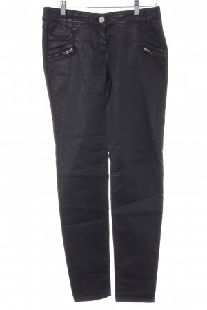 Raffaello Rossi Slim Jeans schwarz Casual-Look