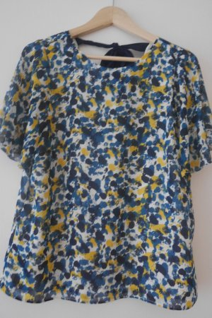 Raffinierte Bluse, H&M, Gr. 42