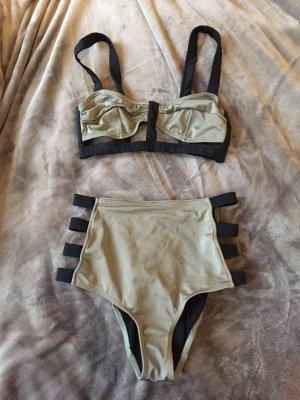 Raffinierter High Waist Bikini