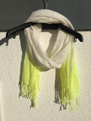 Raffinierter Schal mit Verlauf