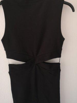 Cheap Monday Vestido cut out negro