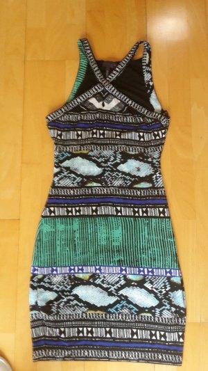 Raffiniertes Kleid von Hale Bob! Ungetragen! Neuwertig!
