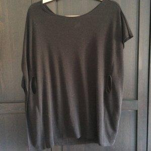Raffiniertes Shirt mit Gürtellöchern