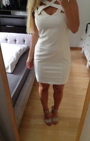 Mango Robe blanc