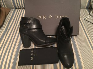 Rag & bone Botines negro Cuero