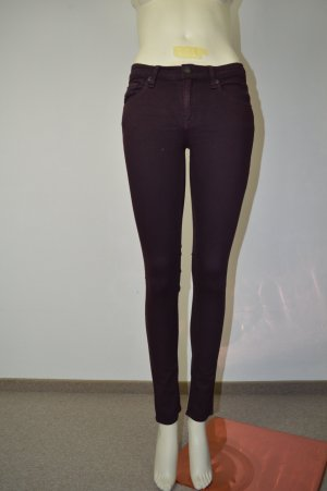 Rag & Bone Jeans Gr. W25 Lila Denim Skinny