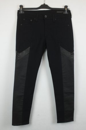 Rag & Bone Jeans Slim Fit Gr. 27 schwarz