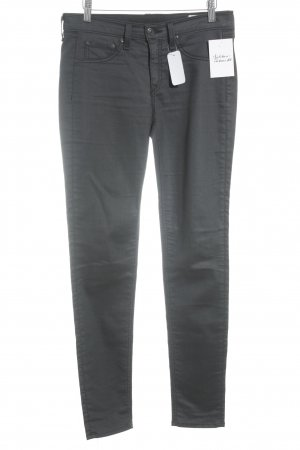 Rag & bone Jeggings dunkelgrau-anthrazit Street-Fashion-Look