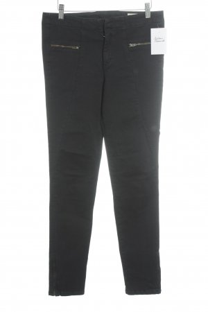 Rag & bone Pantalone peg-top nero stile casual