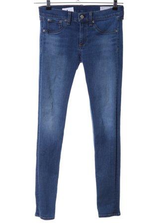 Rag & bone Vaquero skinny azul look casual