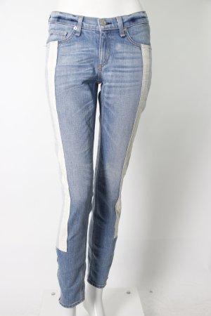 rag & bone Slim Jeans blau