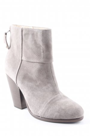 "Rag & bone Western Booties ""Classic Newbury"" grey brown"