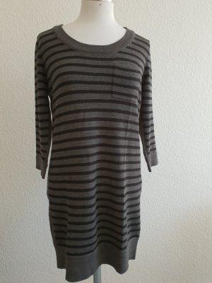 Rag & bone Vestito di lana nero-argento Lana